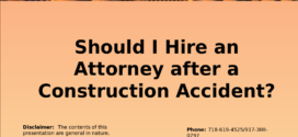 Should You Hire An Auto Accident Lawyer?